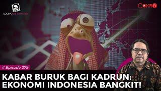 Download KABAR BURUK BAGI KADRUN: EKONOMI INDONESIA BANGKIT! | Logika Ade Armando