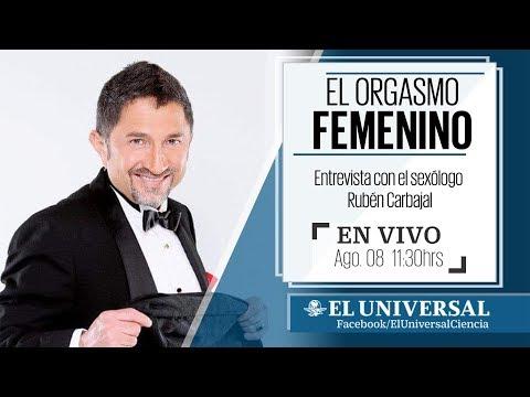 El orgasmo femenino. Entrevista con el sex�logo Rub�n Carbajal