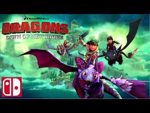 dragons-dawn-of-new-riders-trailer-  -nintendo-switch