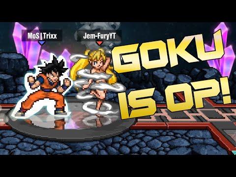 Super Smash Flash 2: Goku Is OP 2.0 | Meta Of Smash