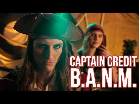 Captain Credit – Bitches Ain't No Money [B.A.N.M.] (Official Music Video)