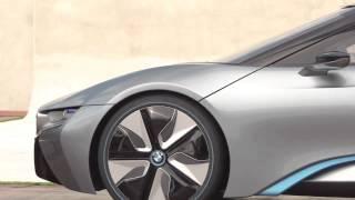 2012 BMW i8 Concept Spyder. Teaser.