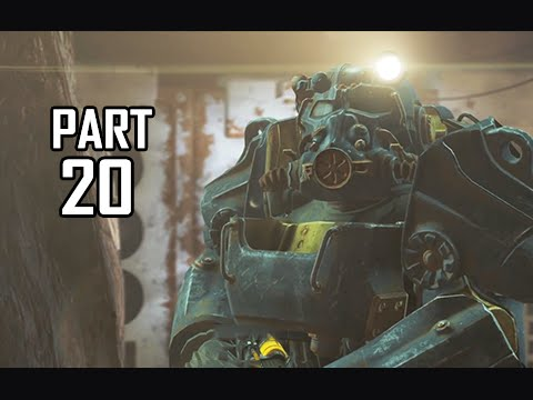 Fallout 4 Walkthrough Part 20 - Courser Tracker (PC Ultra Let's Play Commentary)