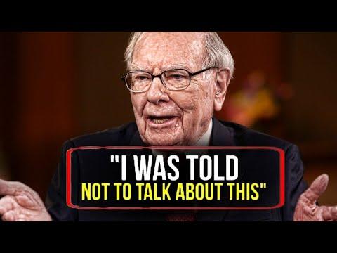 Warren Buffett's Life Advice Will Leave You SPEECHLESS (MUST WATCH)