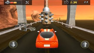 Deadly Race #12 (StuntCar 3D)   Gameplay Android