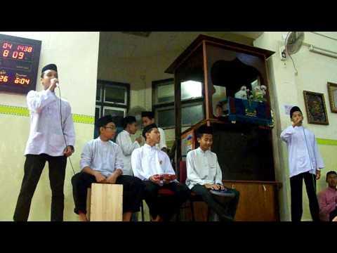 Seru-One - Nasuha (intro) *Pasukan Nasyid STJ