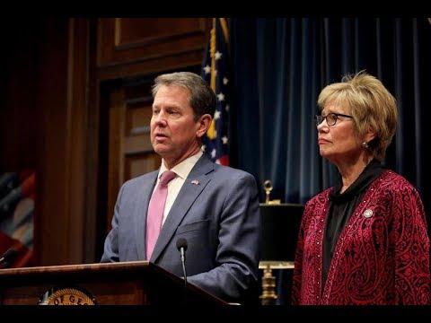 Thống đốc bác tin đồn thực hiện lệnh giới nghiêm – Tin Atlanta