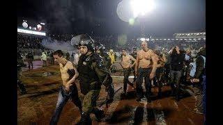 Choc Une très violente rixe entre supporters serbes fait 19 blessés (VIDÉO)
