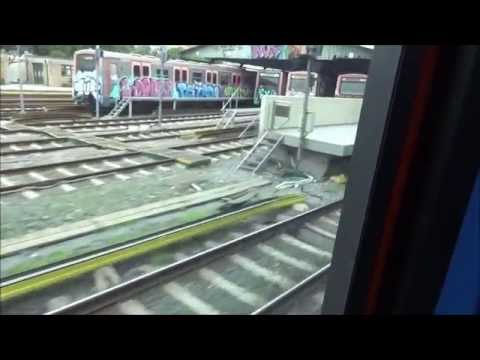 Athens Metro: From Pireaus to Kifissia