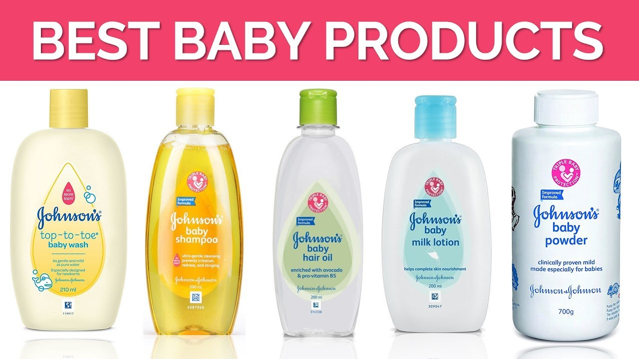 10 Best Baby Products from Johnsons & Johnsons with Price ...