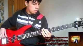 [Bass Cover] Molotov - Karmara   Luis Alvarez