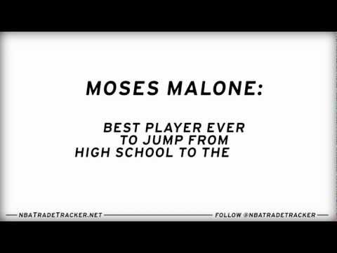Why Moses Malone