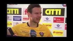 CHRIS LÖWE INTERVIEW - HEFTIGE KRITIK AN DFB UND DFL!  [Dynamo Dresden - Holstein Kiel] 18.06.2020