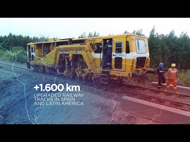 COMSA Corporación's Corporate Video (short version)