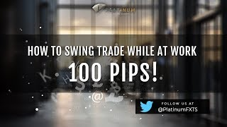This simple Forex Trading Strategy made 100 pips!