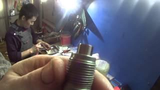 видео Шайба свечи зажигания. Обслуживание двигателя. Как менять свечи зажигания?
