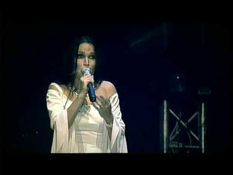 "Nightwish ""Sleeping Sun"" with lyrics, Tarja Turunen"
