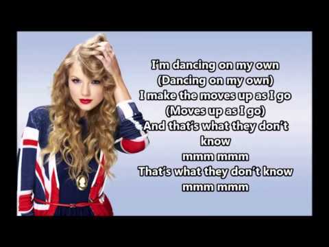 Taylor Swift Shake It Off Lyrics