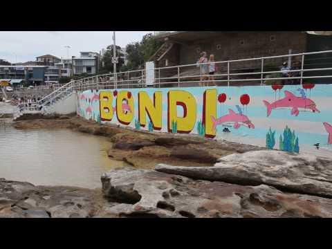 Tour of Sydney's Bondi Beach