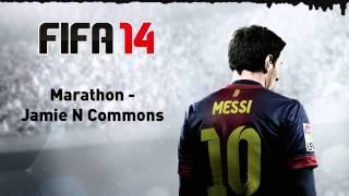 Скачать FIFA 14 Marathon Jamie N Commons