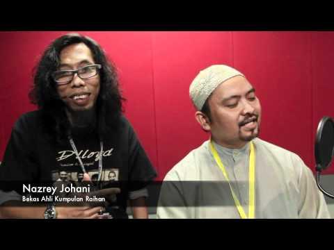 Carta Hits Gegar bersama Nazrey Johani