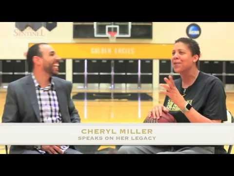 Cheryl Miller Speaks on her Legacy