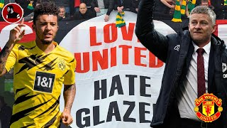 """""""The Glazers Have F***** …"""