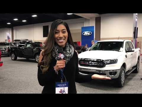 The 2019 DFW Auto Show in Fort Worth