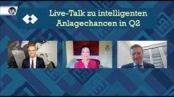 Live-Talk mit Burkhard Allgeier (Hauck & Aufhäuser) über Aktien, Bitcoin, Euro, Gold, Öl, Prognosen