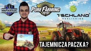 Tajemnicza paczka niespodzianka Pure Farming 2018 od Techlandu