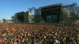 Trivium Live Wacken Open Air 2011 Full Concert