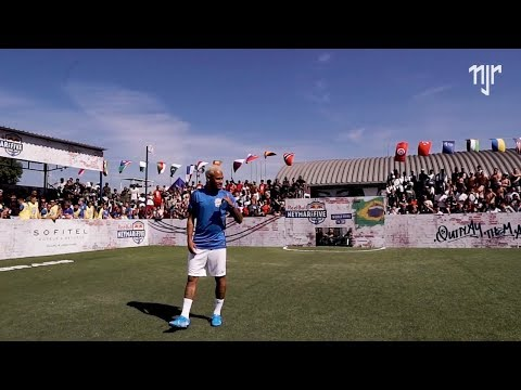 Neymar Jr's Five | Fãs de Neymar Jr, argelinos batizam nome do time de 'Santos'