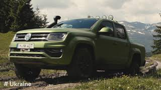 Trailer: AMAROK ADVENTURE GUIDE - Offroad in Europa