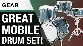 Ludwig Breakbeats Set | Portable but how does it sound? | Gear Check