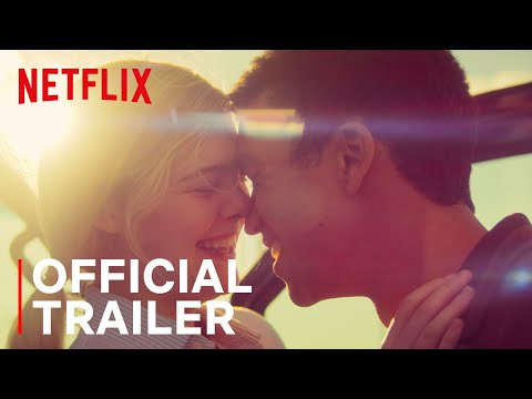 All the Bright Places starring Elle Fanning & Justice Smith   Official Trailer   Netflix