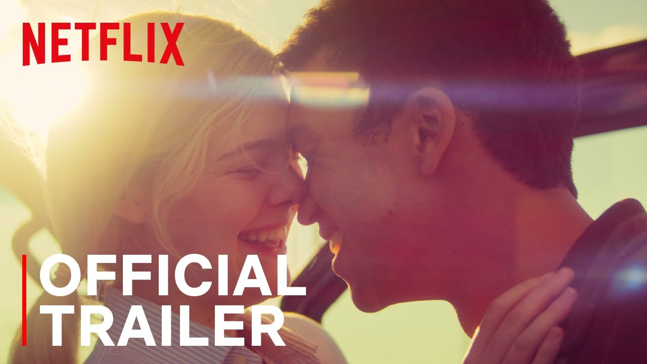 Now Streaming on Netflix! All The Bright Places