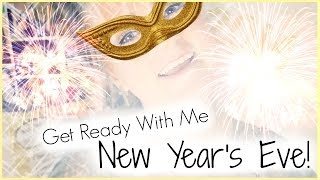 Get Ready With Me: New Year's Eve! Thumbnail