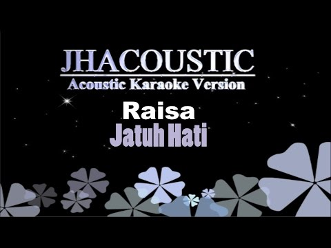 Raisa - Jatuh Hati (Acoustic Karaoke Version)