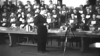 Munich No. 299, Malmedy War Crimes Trials, Dachau, Germany, 07/11/1946 (full)