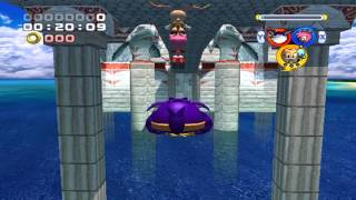 Sonic Heroes Is Such A Good Game