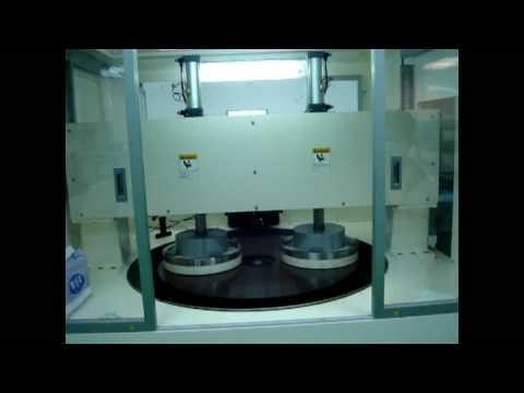研磨拋光機 - YouTube