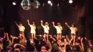 14-Aug-2011 渋谷Gladで行われた、東京女子流 定期ライブ26『浴衣でポポンのポ~ン!』より、 『Crazy Gonna Crazy』(trf)