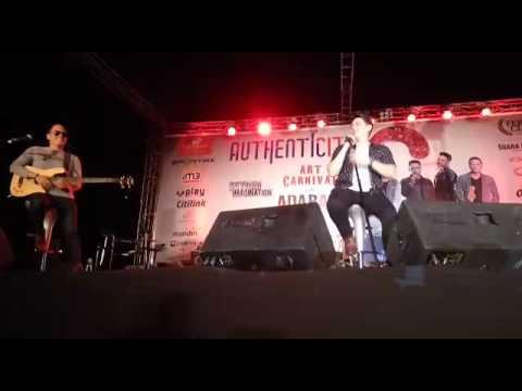 ADA Band - Pemujamu @Konser Akustik Citra Grand Semarang