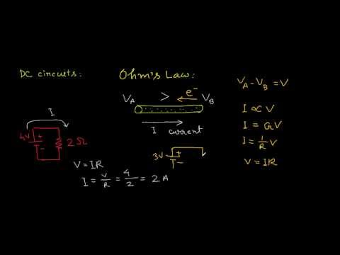 Ohm's Law (Bangla)