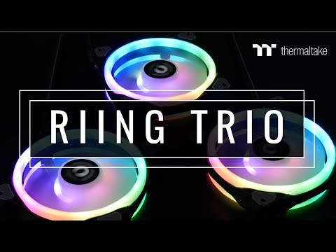 Thermaltake Riing Trio 14 RGB, set di ventole per radiatori - Tom's Hardware