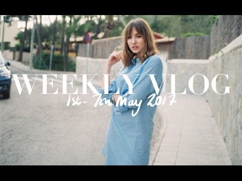 Weekly Vlog | A Trip To Mallorca & A Weekend in Edinburgh
