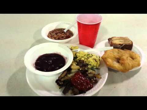 Ask an Injin # 145 Oklahoma Wild Onion Dinner