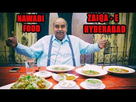 Best Hyderabadi Food | Zaiqa-E-Hyderabad | Best Restaurants in Hyderabad | Biryani | Haleem | dinner