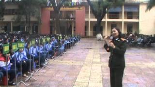 Tuyên truyền phòng chống tội phạm, tệ nạn xã hội trong trường học  THPT Thuận Thành số 1