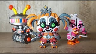 FNaF Funko Series 6 Mystery Mini Review